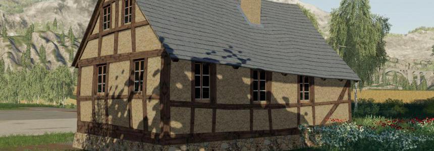 Timberframe House v1.0.0.1