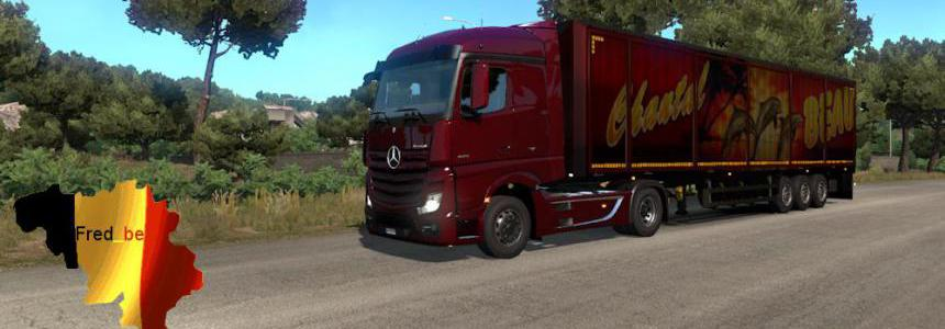 Trailer Pack Bodex 1.33.x