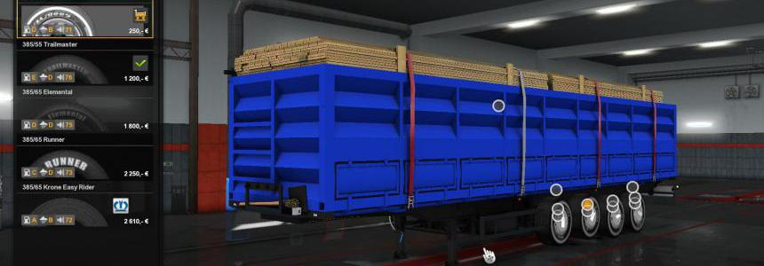 Trailer Tonar 9385 in the property v2.0