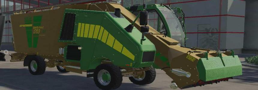 Verti-Feed AF – Animal Feed Edition FS19 v1.0