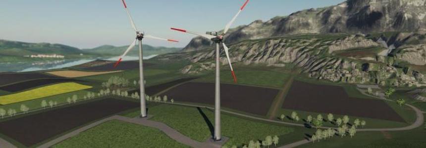 Vestas Windkraftanlage v2.0