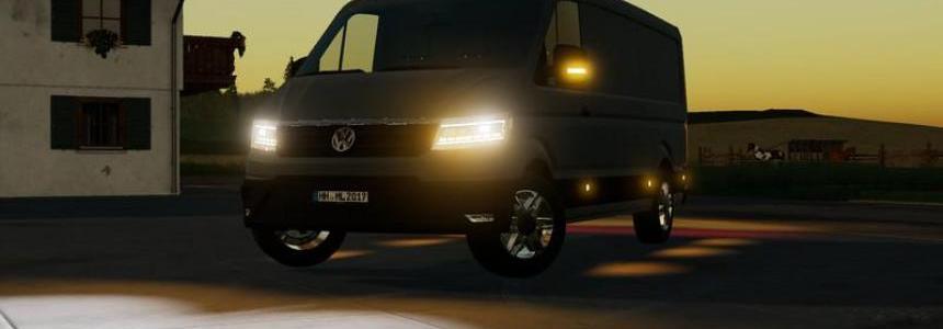Volkswagen Crafter 2017 v0.5