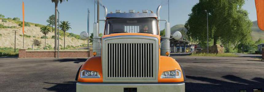 Warrior Semi Truck v1.0.0.0
