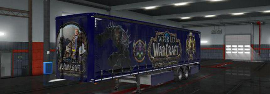 WoW Allianz Trailer 1.33.x