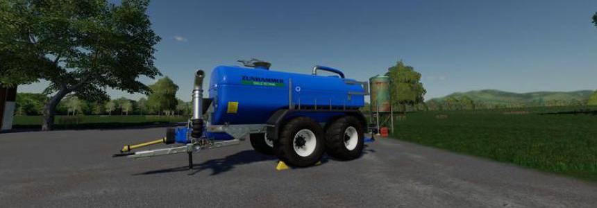 Zunhammer milk and water barrel v1.1.0.0