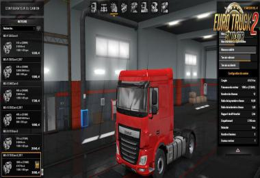 1000HP for all DAF Trucks 1.33.x