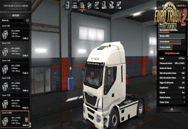 1000HP for all IVECO Trucks v1.0