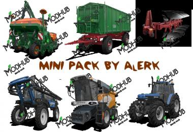 Vehicles mini pack v1.1.0.0