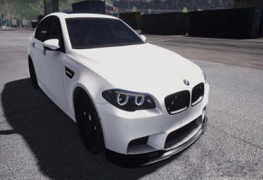 BMW M5 F10 1.33.x