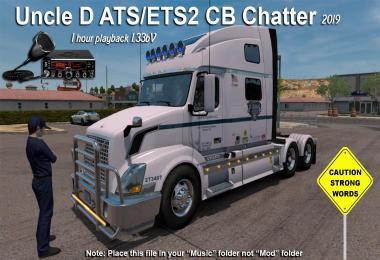 2019 Uncle D CB Chatter mod v1.33b