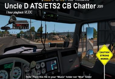 2019 Uncle D CB Chatter v1.33C
