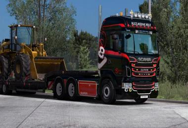 Scania 6 In Line Sound R/Streamline 1.33.x