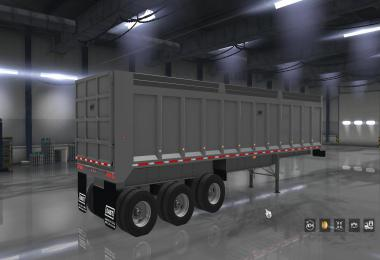 Pack trailers in the property v1.0