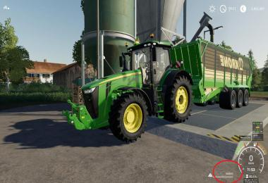 Unlimited Krone TX560D v1.1