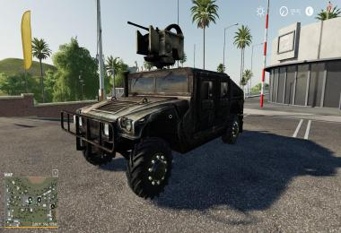 Humvee tactical v1.0