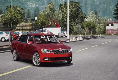 Skoda Superb Reworked 1.33.x