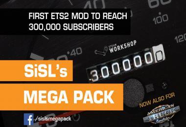 SiSL's Mega Pack ATS v3.0