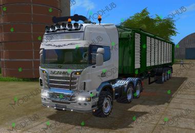 Scania AgroTruck Pack v1.0.5