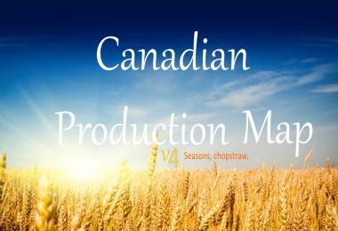 Canadian Production Map Seasons v4.5
