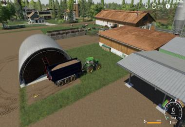 Root Crop Storage v1.0.0.0