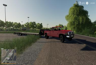 2nd gen Dodge Ram 3500 v1.0