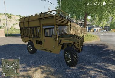 Army humvee v1.0