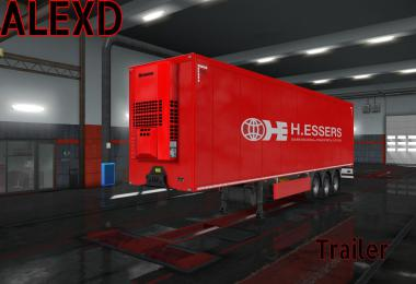ALEXD H.ESSERS Trailer Skin ( Trailer Ownership ) v1.0