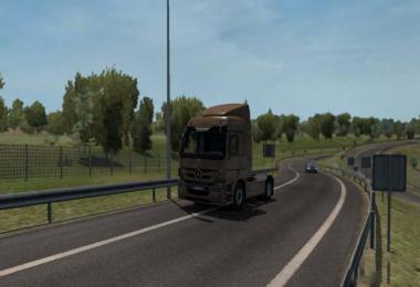 All Truck Air Horn Mod 1.33.x