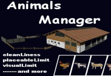 AnimalsManager v0.3 Beta
