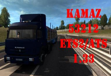 [ATS] Kamaz 53212 1.33.x