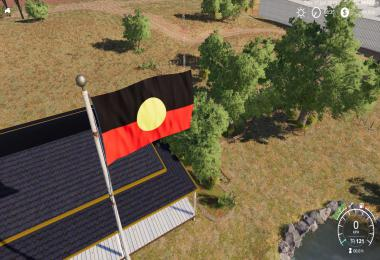 Australian Aboriginal Flag v1.0.0.0