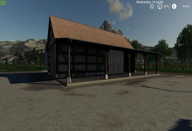 Beautiful Shed v1.0