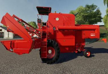Bizon Harvester & Header Pack v1.0.0.0