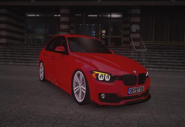 BMW 320i F30 1.33.x