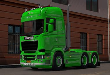 Bring Scania by Toster007 v1.0