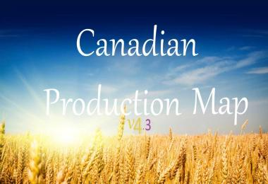 Canadian Production Map v4.3