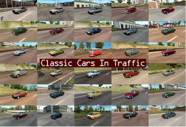 Classic Cars Traffic Pack by TrafficManiac v2.3