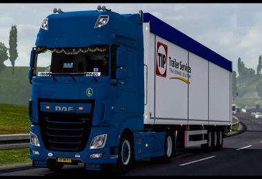 Daf XF Euro 6 Reworked v2.5