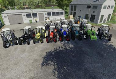 Deutz Agrostar 6.61 COLOR EDITION v1.0