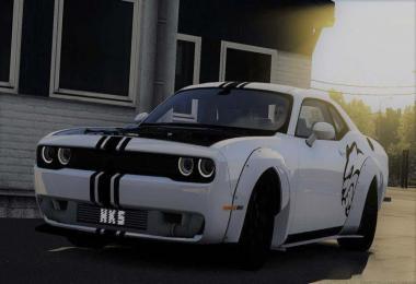 Dodge Challenger 1.33.x