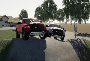 Dodge Ram 1500 Rebel v1.0.0.0