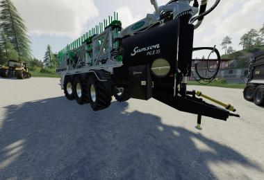 Extended Manure and Slurry Spreader Pack by Bona v1.0.0.1