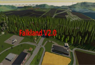 Falkland Map v2.0