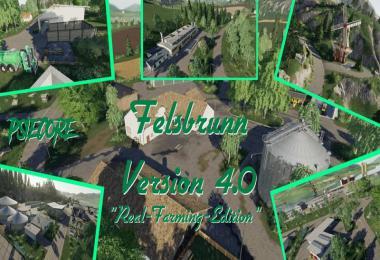 Felsbrunn Umbau - Multiplayer fahig v4.0