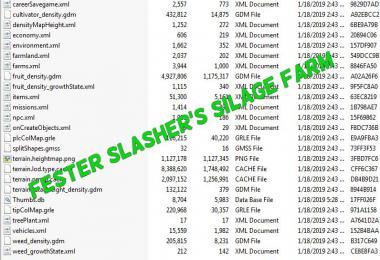 Fester Slasher's silage farm v1.0