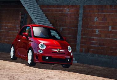 Fiat 500 Abarth 1.33 Update