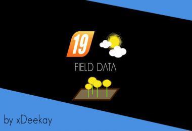 FieldData Beta v1.0.0.0