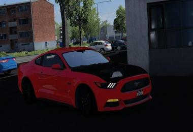 Ford Mustang GT 2015 1.33.x