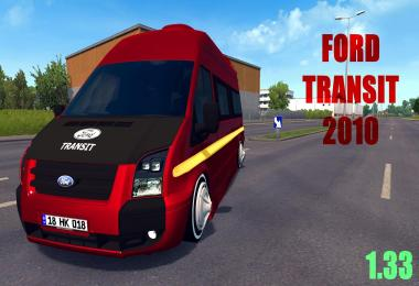 Ford Transit 2010 Fix 1.33.x