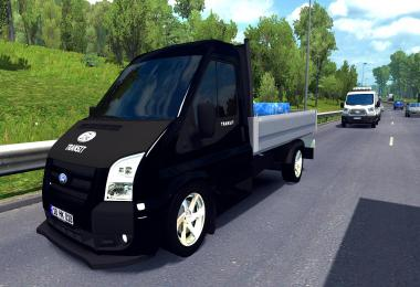 Ford Transit Pickup 1.33 Fixed